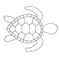 tortugas de mar dibujos - Google Search