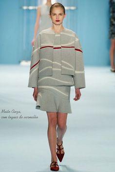 NY Fashion Week - Carolina Herrera - Ready-to-wear - Fall 2015