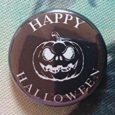"Button Badge ""Halloween 2014"" PassionCO"