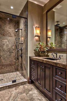 Every bathroom remodel starts with a style idea. From complete master bathroom renovations, smaller guest bath remodels, and bathroom remodels of all sizes. Diy Bathroom, Bathroom Remodel Shower, Bathroom Remodel Master, Remodel, Master Bathroom Decor, Home Remodeling, Modern Bathroom, Bathroom Renovations, Bathroom Design
