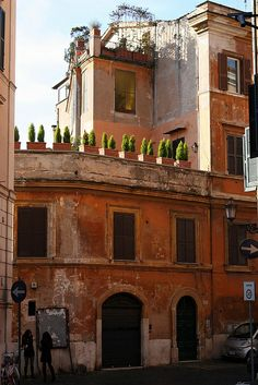 this has always been and remains my favorite restaurant in Rome. Located in a quiet neighborhood behind the Capitoline Hill it is a popular spot for politicians, soccer players and various Roman celebrities.  The food is fantastic. If they are available, have the Jewish artichoke - this is a typical Roman dish that they do better here than anywhere.  My brother still talks about those artichokes from his trip 15 years ago!  Worth the splurge.
