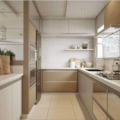 """5,327 curtidas, 33 comentários - •  Arquitetura, Decor & Mais (@decoremais) no Instagram: """"Inspiração de cozinha nunca é demais!  Autoria do Projeto: Ambientálize Arquitetura  """""""