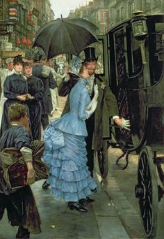 James Tissot | Pittore en Plein Air | Tutt'Art@ | Pittura * Scultura * Poesia * Musica |