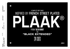 Plaak on Behance