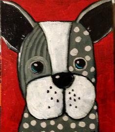 Doodle Drawings, Animal Drawings, Doodle Art, Bird Artwork, Dog Illustration, Dog Paintings, Whimsical Art, Dog Art, Art For Kids