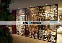 Projetado pelos Arquitetos Raul Azevedo e Alvaro França em parceria com a HS Precisão para a Casa Cor Brasília 2016