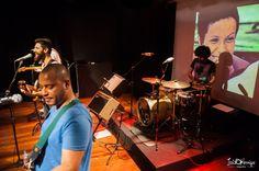 Fotografia de Espetáculo da Banda de Quebrada para TPF Senac - Luiz Henrique Fotografia