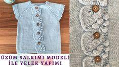 Education, Knitting, Sweaters, Fashion, Little Girl Clothing, Tejidos, Moda, Tricot, Fashion Styles