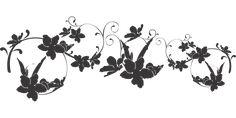 Pattern Flower Decorative Plant transparent image