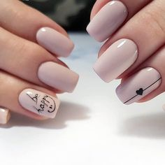 # manicure # style # girls # gellak # nails # nails # design # ideas # pedicure # master # beauty # design nails # beautiful nails # beautiful manicure # like # fashion # ideal manicure # shellac # # … Love Nails, Pretty Nails, My Nails, Chic Nails, Spring Nail Trends, Spring Nails, Nail Manicure, Nail Polish, Manicure At Home