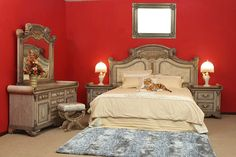 JAIME Bedroom Furniture, Home Decor, Bed Furniture, Decoration Home, Room Decor, Bedroom Sets, Interior Decorating