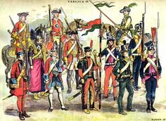 wojsko polskie w XVIII wieku