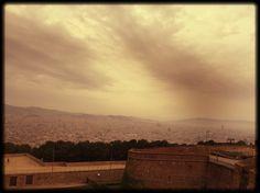 Barcelona Barcelona, Celestial, Sunset, Outdoor, Landscapes, City, Outdoors, Barcelona Spain, Sunsets