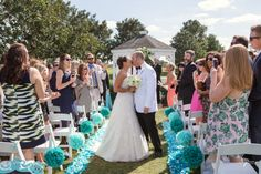 falcon's fire wedding ceremony | Plan It Event Design & Management | Orlando Wedding Planner | Photo by Anna So Photography