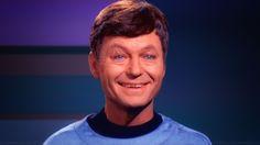 Dr. McCoy (DeForest Kelley) - Star Trek: The Original Series