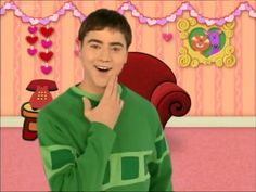 Blue's Clues Love Day