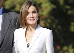 King Felipe VI of Spain and Queen Letizia of Spain visits the first President of the US George Washington's Mount Vernon on September 15, 2015 in Virginia, Washington, USA.