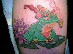 tree frog by Phil Garcia - Google Search Frog Tattoos, Tree Frogs, Tattoo Designs, Animals, Google Search, Animales, Animaux, Animal, Animais