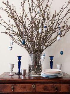 DIY: Easter Egg Tree