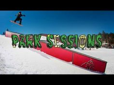 Park Sessions Bear Mountain 2012 - TransWorld SNOWboarding