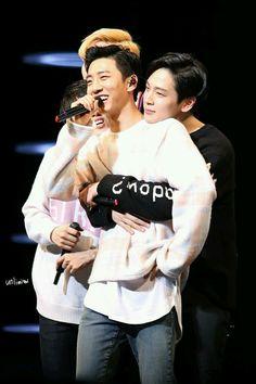 YoungGuk, HImchan (B.A.P) #HimChan #YoungGuk #DaeHyun #YoungJae #Zelo #JongUp