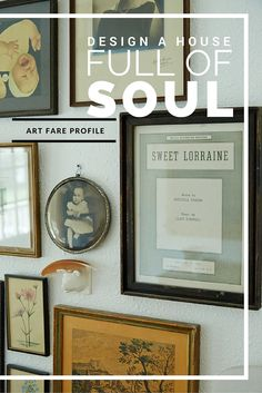Designing a home you love with Art Fare