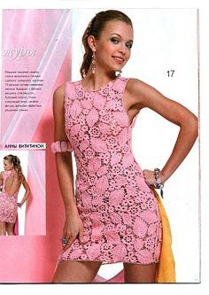Edivana Croche: Vestido