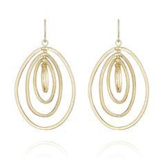 Modern Links Swivel Drop Earrings $38 https://www.chloeandisabel.com/boutique/scrbydrearives#25414