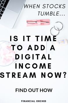 Isn't it time to have an additional digital source of income in While the stock market does their correction, wouldn't your time be better spent thru a creative outlet? Build-up viewership, deliver value, and monetize your own creation? Find out the Earn Money Online, Make Money Blogging, Way To Make Money, Earning Money, Personal Branding, Business Tips, Online Business, Business Goals, Information Age