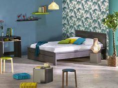 Chambre déco tropicale Tropical Bedrooms, Tropical Decor, Decoration, Bench, Storage, Blog, Furniture, Home Decor, Home