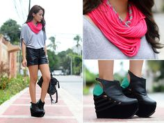 Neckplush (BMS) (by Laureen Uy) http://lookbook.nu/look/3980140-Neckplush-BMS