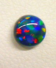 Intense Loose Black Opal.