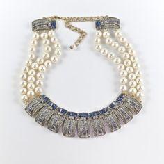 """U Gotta Have It"" Pearl Necklace - Necklaces – Shop Jewelry | Heidi Daus Designs Official Site"