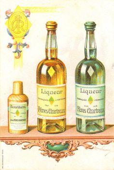 """Dès 1904, liqueurs jaunes et vertes sont commercialisées sous un nouveau nom, avec une nouvelle présentation mais selon une recette inchangée, dont le caractère secret l'a préservée de la dépossession. La """"liqueur fabriquée à Tarragone par les Pères Chartreux"""" se distingue donc de cette """"chartreuse"""" trompeuse, que l'on commercialise désormais en France"""