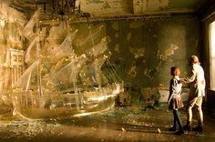 "Tim Walker. ""The Lost Explorer"". Francesca Foley photography. Film still. www.francescafoleyphotography.com"
