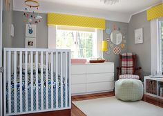 I really want to paint the nursery this color.  I just need to DO IT!