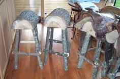 western saddle chair - Google Search                              …