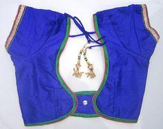 Readymade Dipin Saree Blouse with dupin pippin - All Sizes - Sari Blouse - Saree Top - Sari Top - For Women - dupin designer saree blouse by JiyaGotaZariLace on Etsy
