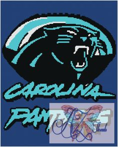 Panthers Football 160×200 Graph