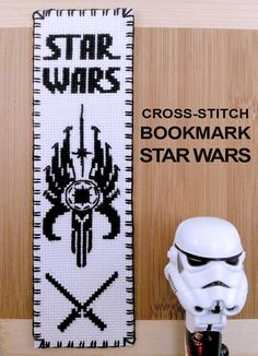 Thrilling Designing Your Own Cross Stitch Embroidery Patterns Ideas. Exhilarating Designing Your Own Cross Stitch Embroidery Patterns Ideas. Diy Embroidery, Cross Stitch Embroidery, Embroidery Patterns, Cross Stitch Designs, Cross Stitch Patterns, Amigurumi For Beginners, Cross Stitch Bookmarks, Book Markers, Star Wars Gifts