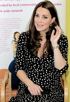 Kate Middleton -Children's charity in Woolwich, London.