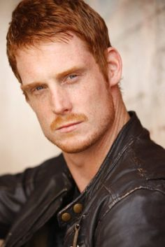 Ginger - Brian Robinson at tall, he is an irish god I must learn more about him! Hot Ginger Men, Ginger Beard, Ginger Guys, Alabaster Skin, Red Hair Men, Redhead Men, I See Red, Hot Actors, Male Face