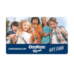 OshKosh B'gosh Sale and $50 Gift Card Giveaway - Family Focus Blog