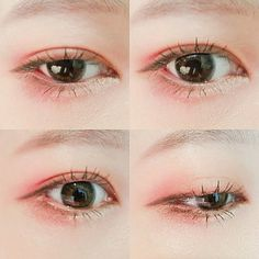 asian, eyes, and korean image