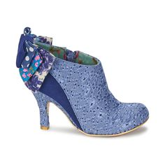 Irregular Choice BABY BEAUTY Bleu / Multicolor