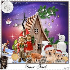 Doux Noel de Love Créa Design