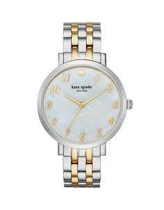 Jewellery & Accessories | Women's Watches | Monterey Two-Tone Analog Bracelet Watch | Hudson's Bay