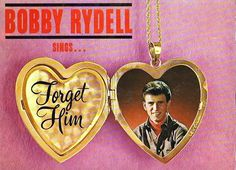 """1964 Lp Bobby Rydell SINGS FORGET HIM On Cameo C 1080 Teen Rock, Teeny Bopper.. One of the most sought-after nightclub and concert acts in the country, Bobby Rydell's interest in show business began at the ripe age of four. His performance in Bye Bye Birdie and his recordings """"Wild One"""" and """"Volare"""" made him a famous show business performer of the '60s. Rydell used his talents as an impersonator and drummer mostly in pursuing a musical career rather than an acting career."""