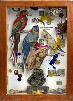 Joseph Cornell: Wanderlust review – exquisite curiosities