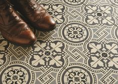 Victorian style patterned geometric floor tiles – a closer look at what's new Edwardian Bathroom, Edwardian House, Victorian Cottage, Edwardian Hallway, Victorian Tiles Bathroom, Victorian Kitchen, Bathroom Floor Tiles, Kitchen Tiles, Kitchen Flooring